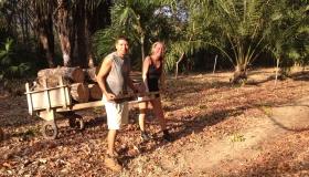 Voluntariado en Romelia, Montezuma